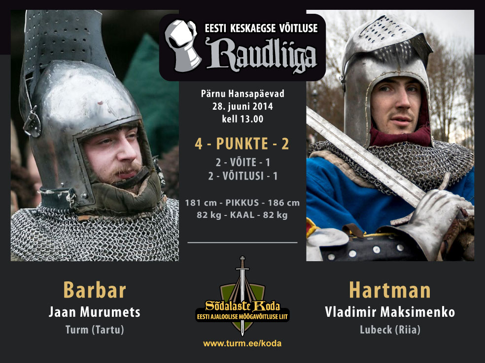 Barbar vs Hartman