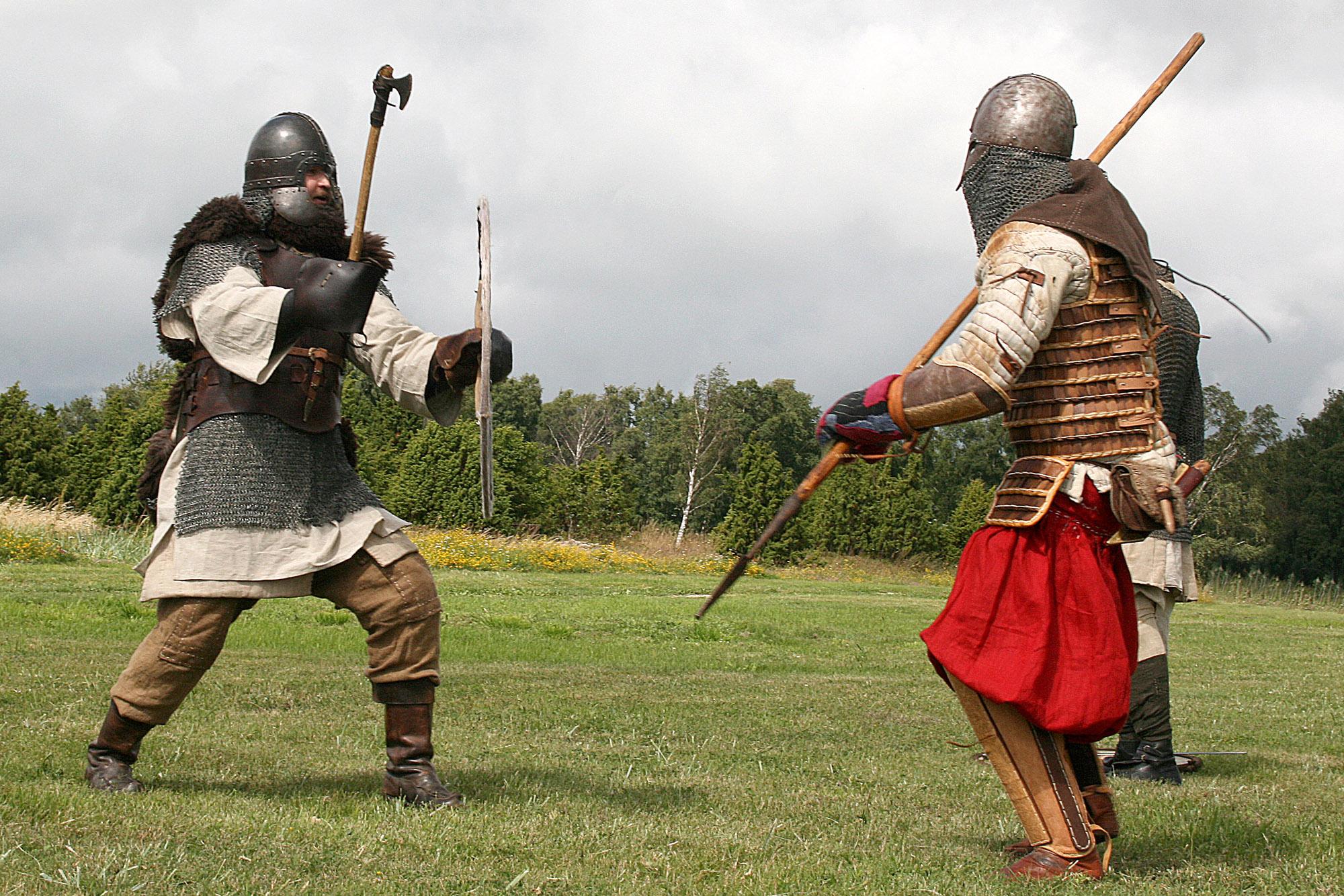 Sõdalaste Koja viikingid